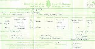 Wedding Certificate Template Enchanting Birth Certificate Template Uk Awesome Marriage Certificate Sample Uk