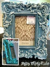 painted picture frames best ideas about painted frames on painting frames photo details from these image