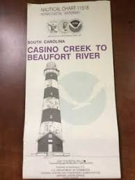 Icw Navigation Charts Details About Noaa Nautical Chart 11518 Icw South Carolina Casino Creek To Beaufort River