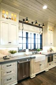 kitchen lighting ideas over sink. Above Sink Lighting Inspirational Over The Light Fixtures Or Medium  Size Of Kitchen . Ideas