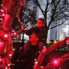 Christmas Lights Kearns Lights Santa Christmas Deseret News
