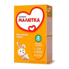 Как подобрать детскую смесь для новорожденного рекомендации врачей Молочная смесь Малютка