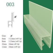 shower door seal 003 glass to wall seal strip 003