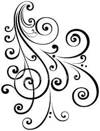 Fancy Patterns Fascinating A Fancy Vectorized Ornate Scroll Design With Ungrouped ScrollsSaved