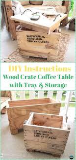 wood crate furniture diy. Crate Wood Furniture Diy