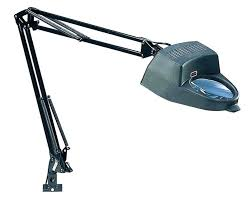 swing arm magnifying lamp swing arm lamp with magnifier studio designs magnifying lamp clamp on fluorescent