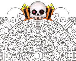 Small Picture Scary coloring book Etsy
