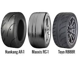 100 Tread Wear Track Tire Shootout Nankang Ar 1 Maxxis Rc