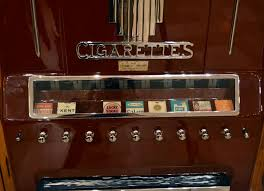 Old Cigarette Vending Machine Beauteous Old Cigarette Machines For Sale Machine Photos And Wallpapers