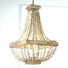 wood bead chandelier communitycompass info