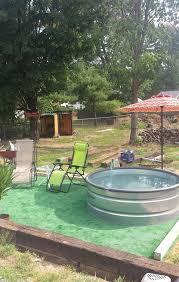 stay cool 20 diy stock tank pool ideas