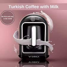 Karaca Hatır HUP S Mod türk kahve makinesi süt sunum mutfak Coffee  Machines