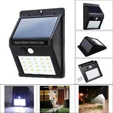 20 led motion sensor 20 led solar lights outdoor