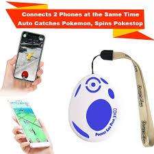 JZW-Shop Pocket Egg Paar, neues Pocket Egg Auto Catch Pokemon verbindet Zwei  Handys gleichzeitig für Pokemon Go Plus Zubehör, kompatibel mit iPhone und  Android blau: Amazon.de: Elektronik & Foto