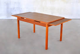 Wood Epandable Dining Table For Small Spaces