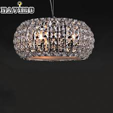 modern crystal led pendant light with adjule cord for kitchen island dining room coffee house pendant lamp crystal shade pendant lighting for kitchen