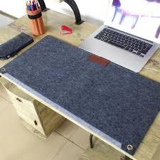 elbow pad desk durable computer desk mat modern table felt office desk mat mouse computer desk