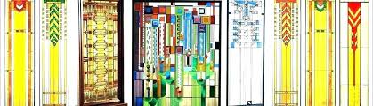 large size of cost of stained glass supplies panels for s on door