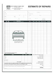 Air Conditioning Service Sheet Template