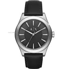 "armani exchange watches men s ladies watch shop comâ""¢ mens armani exchange watch ax2323"