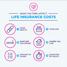 this means decreasing term insurance costs less all other things being equal average monthly life