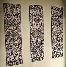 iron artwork for walls endearing wrought iron wall enchanting wall art medallion wrought iron inspiration