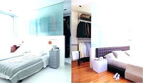 closet behind bed bedroom with open closets wardrobe layout ideas from ikea