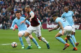 Manchester united will be determined to answer their critics in the wake of their champions league defeat to barcelona as they prepare to warm up for one of their biggest matches in recent history with the premier league visit of west ham. West Ham United Vs Manchester City Premier League Matchday 13 Team News Preview And Prediction Bitter And Blue