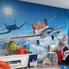 Planes Au Dessus Des Nuages   Poster Komar. Disney Planes BedroomPlanes ...