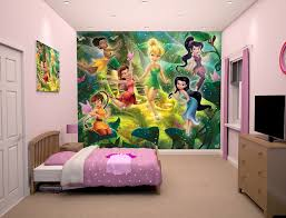 disney wallpaper for bedrooms. disney fairies bedroom wallpaper mural 10ft x 8ft for bedrooms z