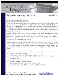 Share Purchase Agreements_Toronto_Lawyer