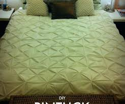 knit duvet cover cable