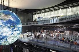 Image result for 2001年 - 日本科学未来館が開館。