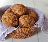 apple n spice muffins