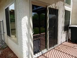 large size of home depot pet doors sliding screen door with doggie door built in