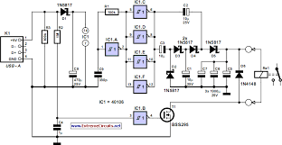 computer off switch circuit diagram