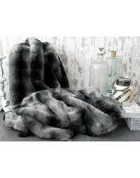 faux fur throws black wolf faux fur throw faux fur throws