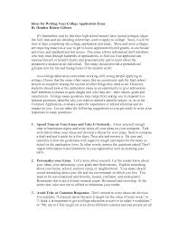why do i want to go to college essay examples writing college application personal essay array