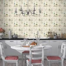 Wallpaper Rolls & Sheets Kitchen ...