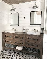 Bathroom Vanity Double Magnificent Ana White Rustic Farmhouse Double Bath Vanity With