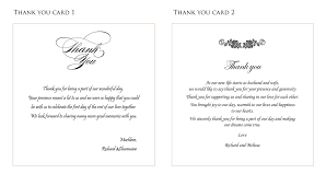 Design Your Dream Wedding | How To Send Thank You Notes To Your ...