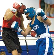 alejandro fernandez right of chino youth boxing club exchanges punches with garden grove boxer steven rodriguez fernandez was declared the winner