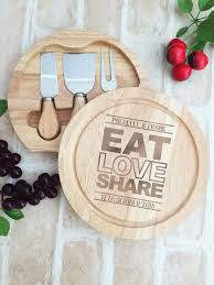 unique wedding gifts engraved cheese cutting board australia personalised wooden cheese board
