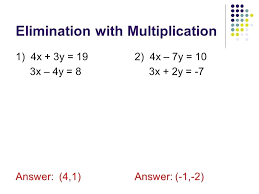 which equation is equivalent to 3x 4y 8 math elimination with multiplication 1 8 answer 2