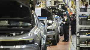 Electric vehicle maker tesla inc said via weibo on wednesday that it supports standardisation of china auto industry. China Car Sales Notch First Rise In Almost 2 Years Financial Times