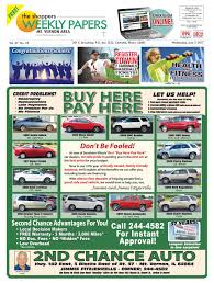 City Of Mount Vernon Red Light Tickets The Shoppers Weekly Papers Mt Vernon Area By Scott