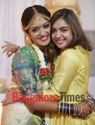 Bangalore Times - When Nazriya Nazim made Meghana Raj 's... | Facebook