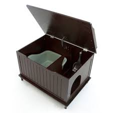 designer litter box. Interesting Box Shop Designer Pet Products Wood Hidden Cat Litter Box Enclosure  Free  Shipping Today Overstockcom 7638119 Intended E