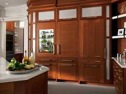 Oak Kitchen Pantry Cabinet Kitchen Cabinet Materials Pictures Options Tips Ideas Hgtv