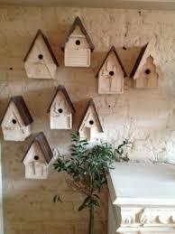 Decorative Bird Boxes